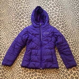 Other - Girls Columbia down coat